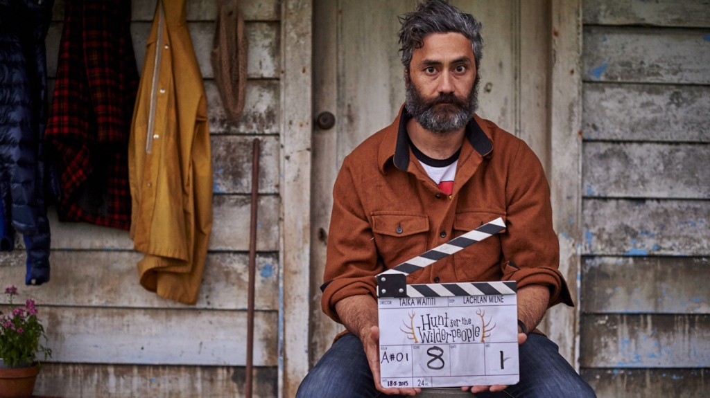 Taika Waititi's other films include Boy (2010) and What We Do in the Shadows (2014)